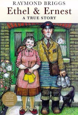 Scriberia Top Five Autobiographical Graphic Novels Raymond Briggs Ethel and Ernest