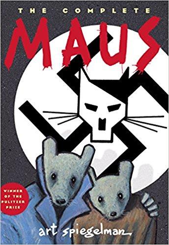 Scriberia Top Five Autobiographical Graphic Novels Maus Art Spiegelman
