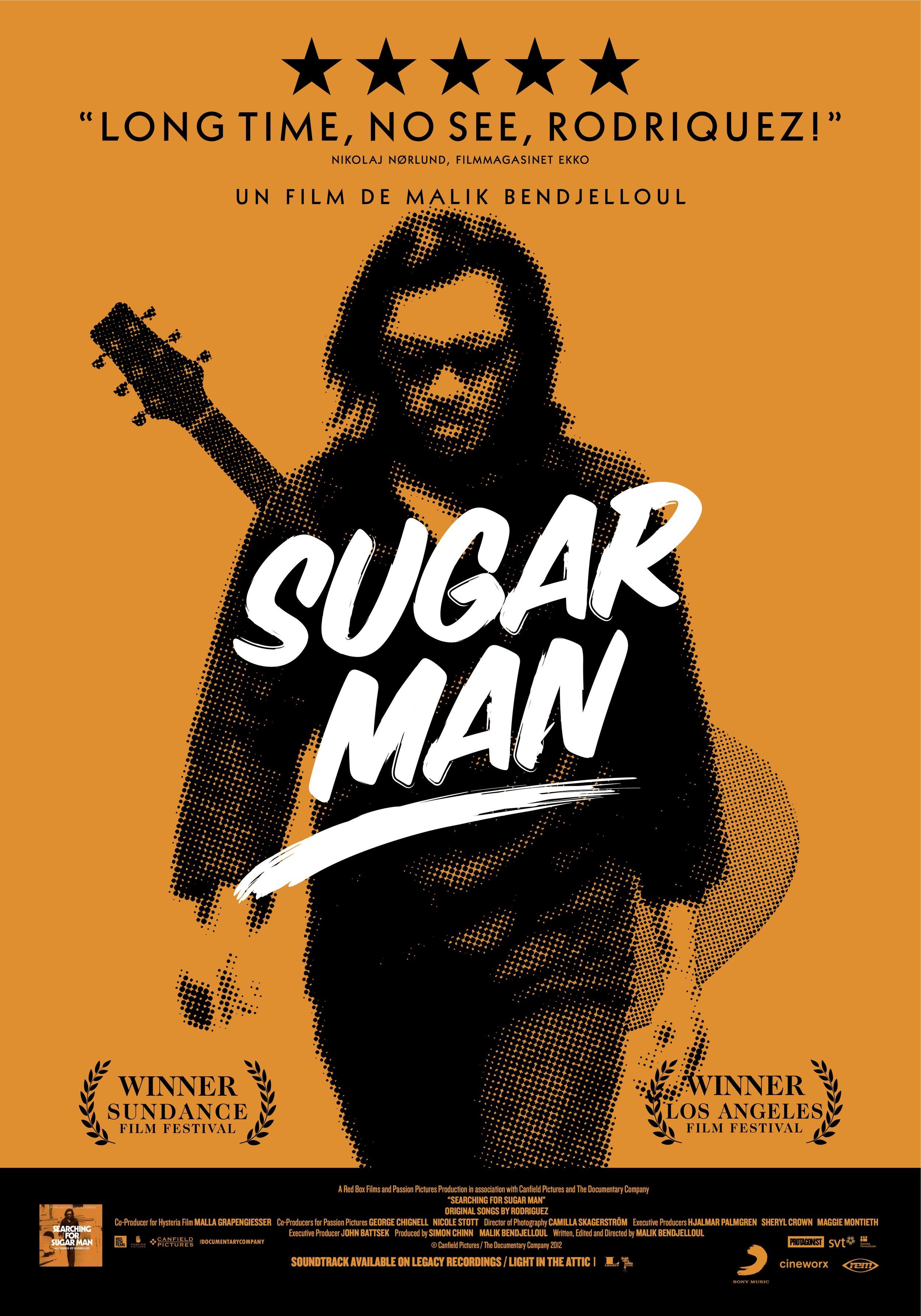 Scriberia Top Five Animated Documentaries Animation Sugar Man