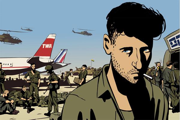 Scriberia Top Five Animated Documentaries Animation Waltz With Bashir