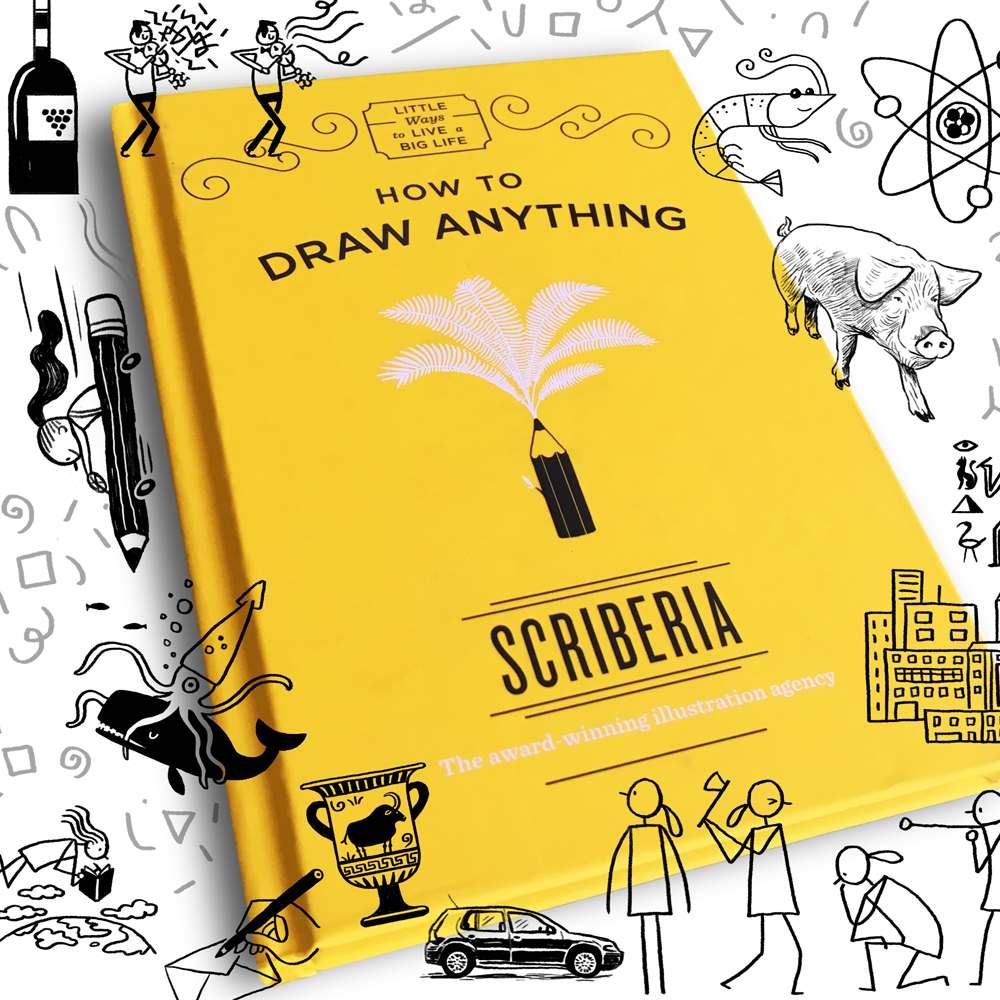how to draw anything -
