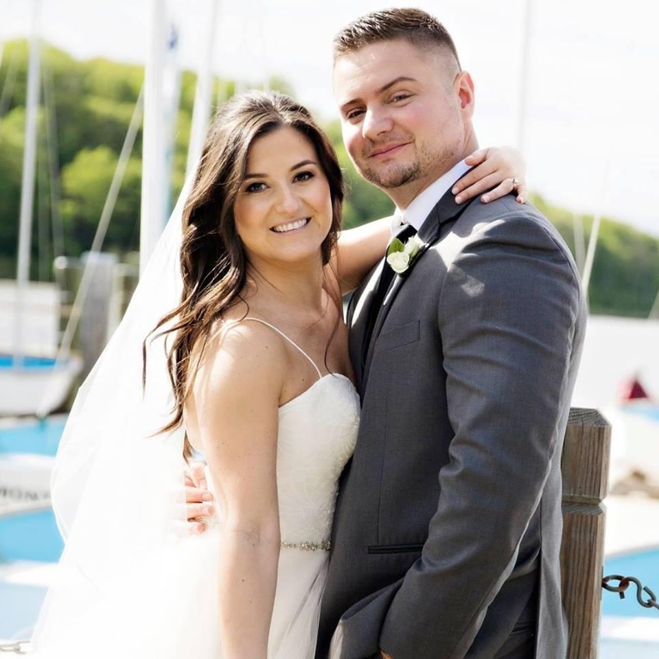 Viktoriya and Chris Wedding Video Latitude 41 Mystic Connecticut