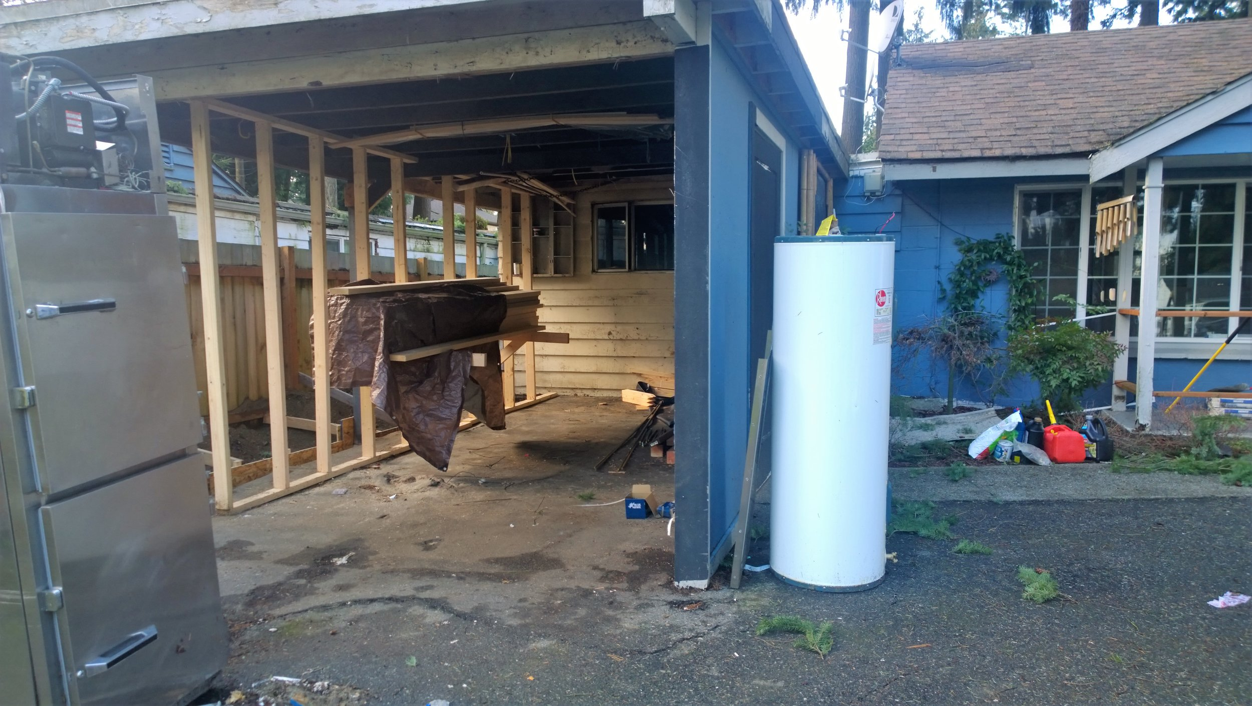 Mountlake Renovation