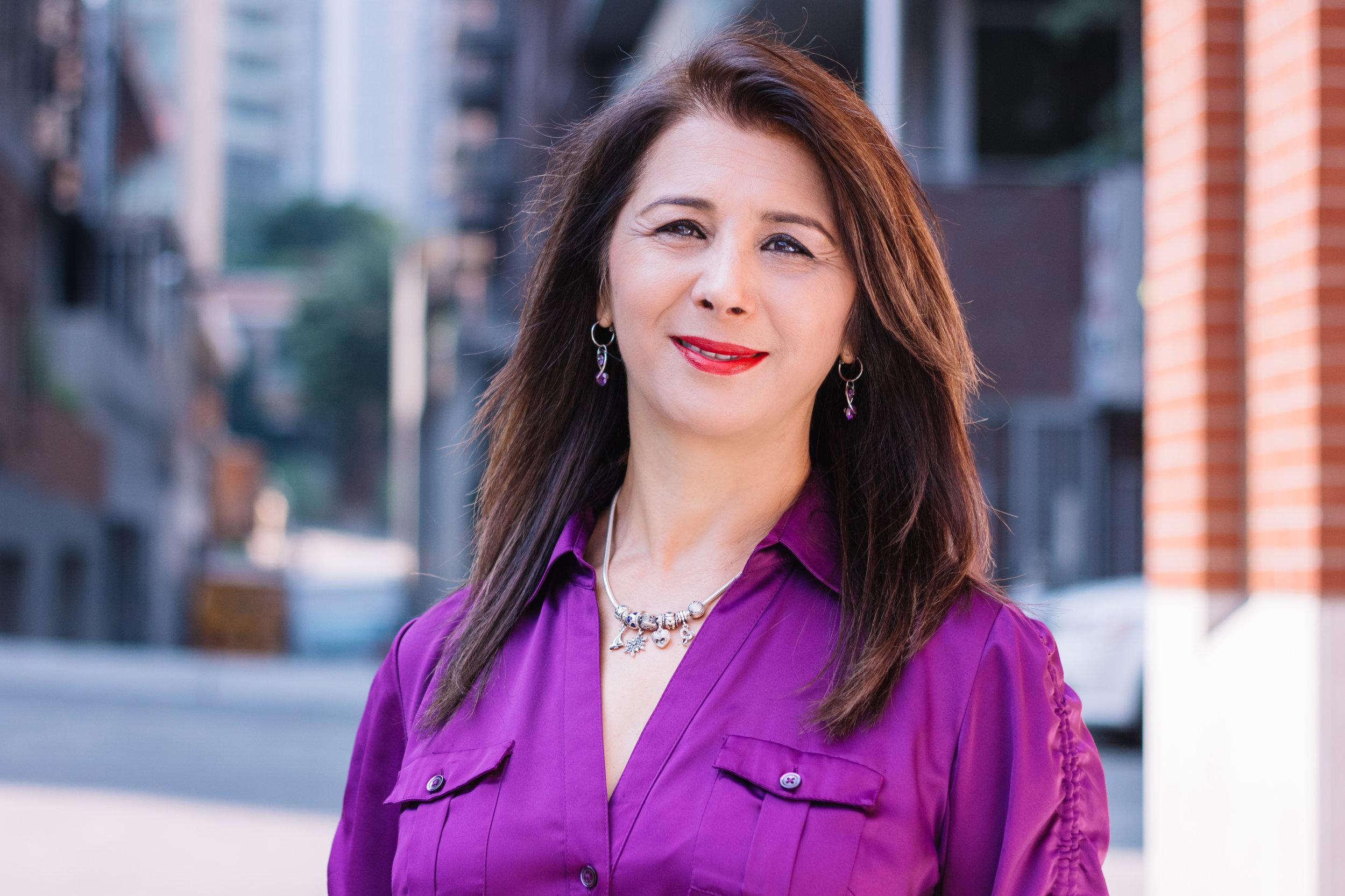 Maria Ouseya | Seattle Real Estate Agent | John L Scott