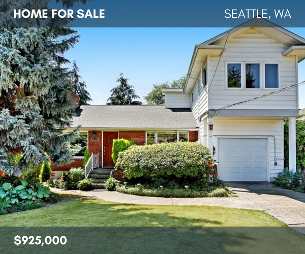 Seattle Home For Sale MLS# 1334903 | JLS# 52629