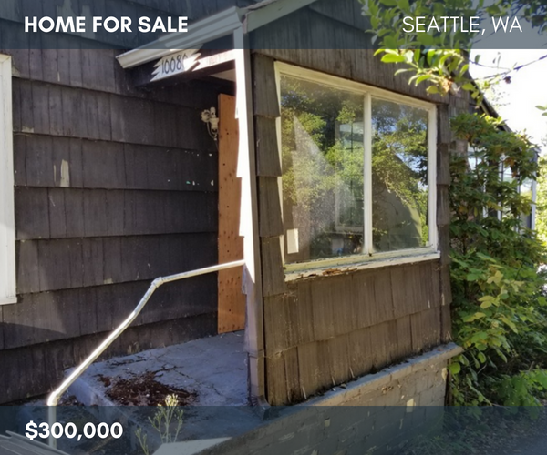 Home For Sale Seattle MLS# 1330322 | JLS# 46633