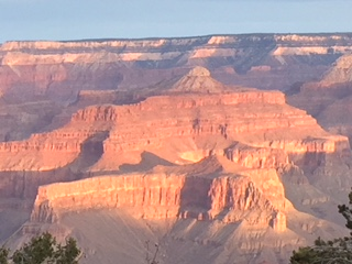 Grand Canyon at sunrise