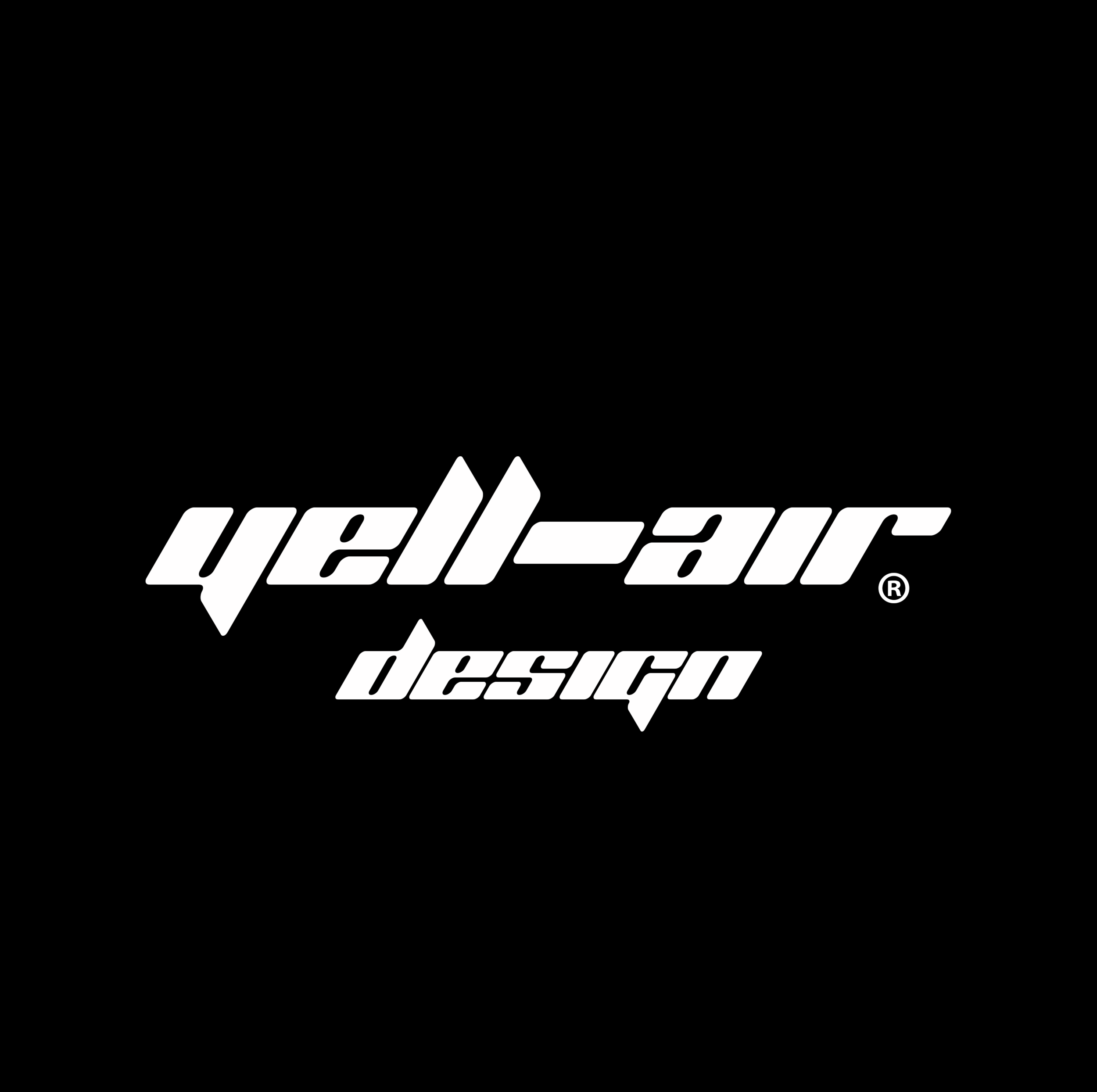 Yell-Air Design White Logo HQ.png