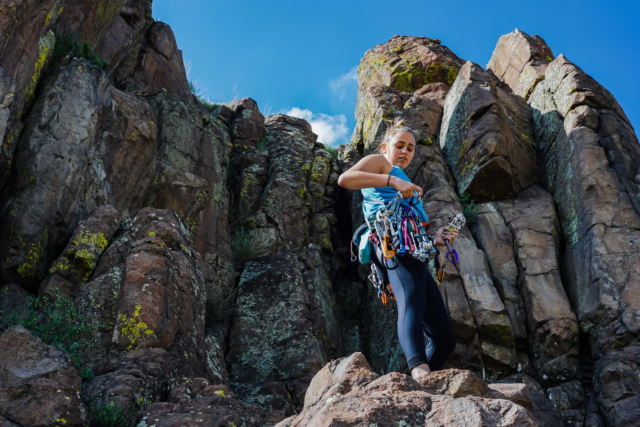 15 Climbing Terms