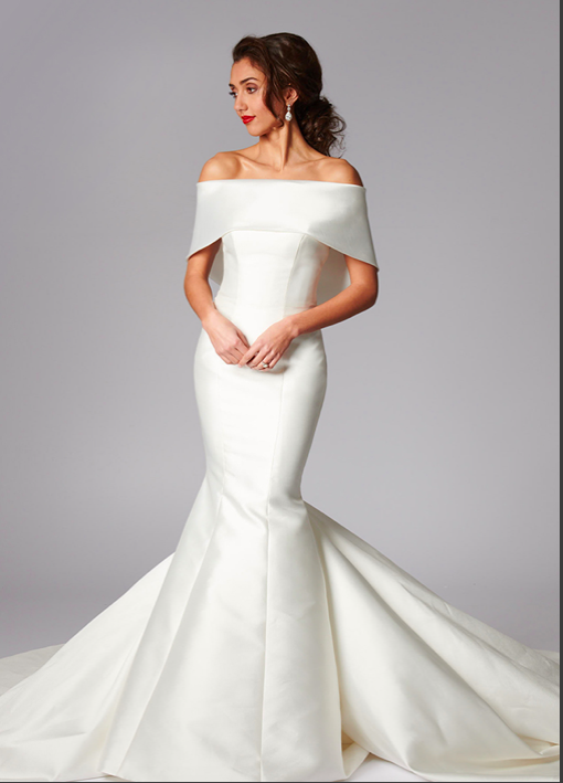 Grace Phillips - Our wedding dresses have no fuss or flounce; strong, clean lines, amazing trains and pure red carpet glamour. We consider these to be the essential elements of a Grace Philips wedding dress.