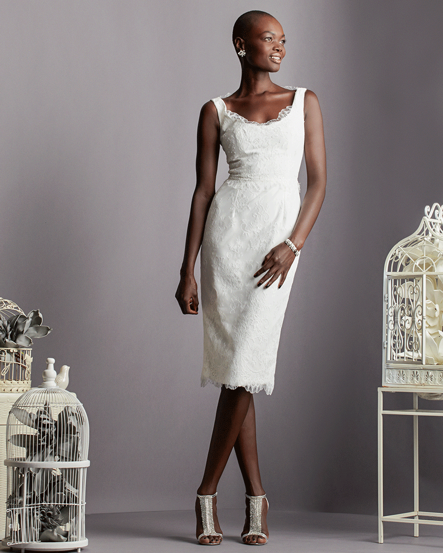Christopher Paunil - His bridal and evening collections embody his love of thoughtful design. His contemporary take on femininity, with an injection of personality results in beautiful dresses for those who are not afraid to make their mark on the world. The goal will always be to make women feel powerful and beautiful.