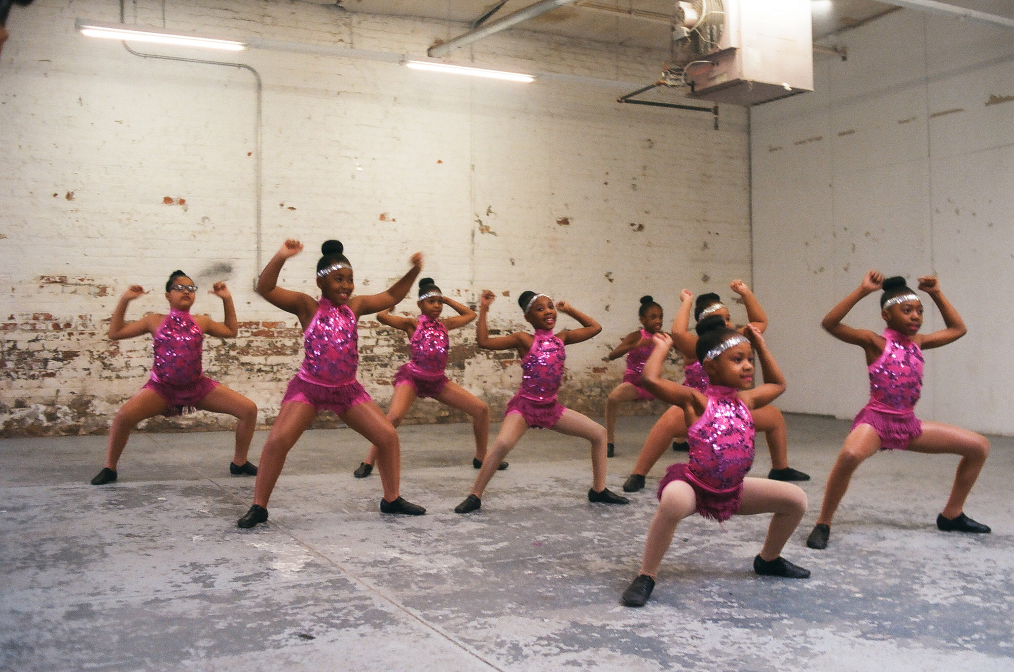 Brooklyn United dancers, Bushwick