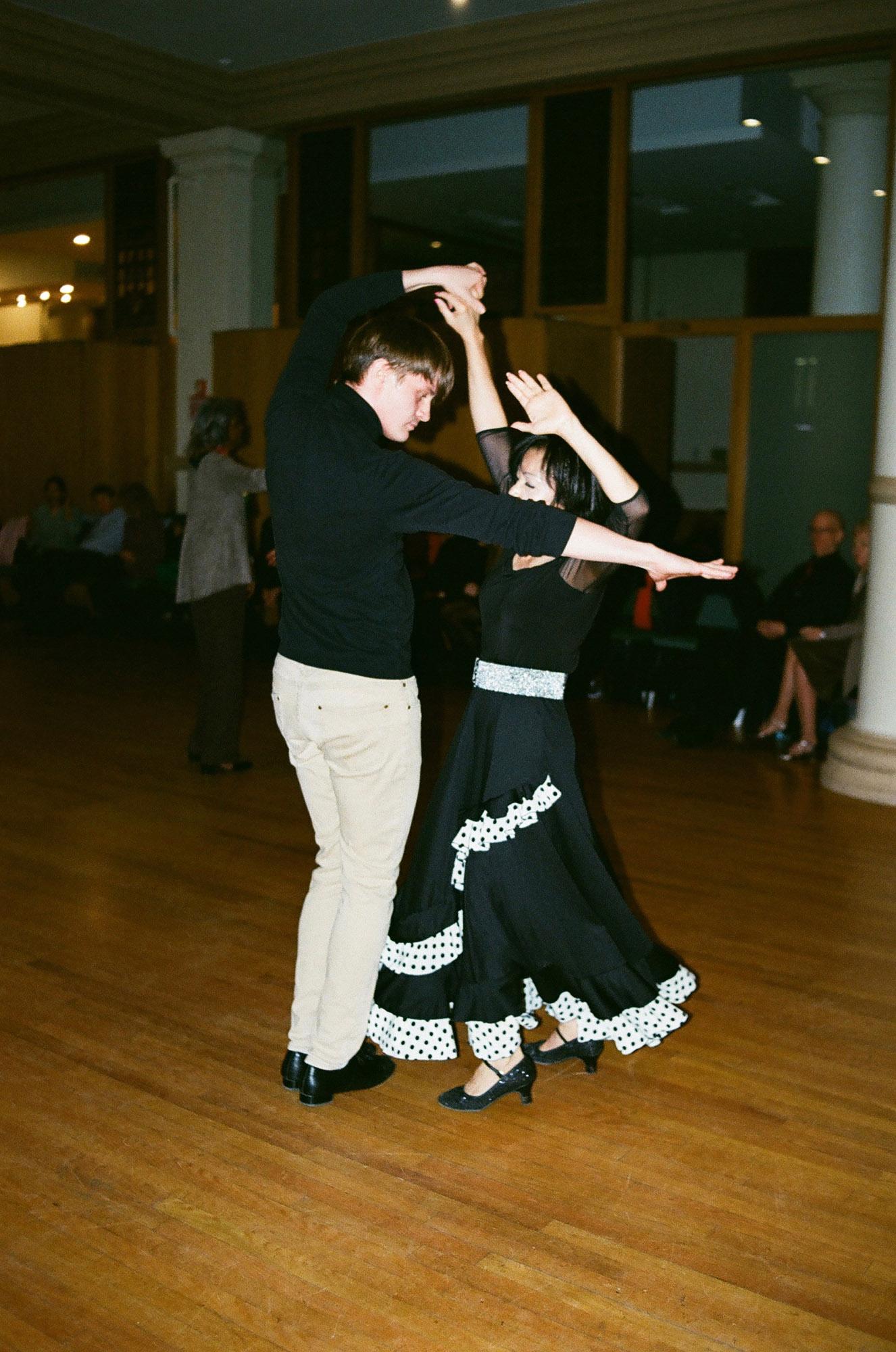 Manhattan Ballroom Society, Upper East Side