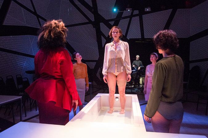 Anaïs Nin / Odysseus' Women with Center for Contemporary Opera