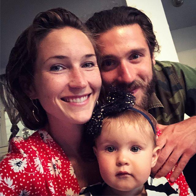 July 4 family portrait #sanfrancisco #travelingartists #operafamily