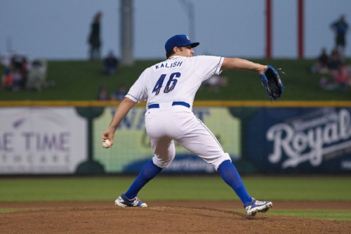 Jake Kalish - Kansas City Royals Organization