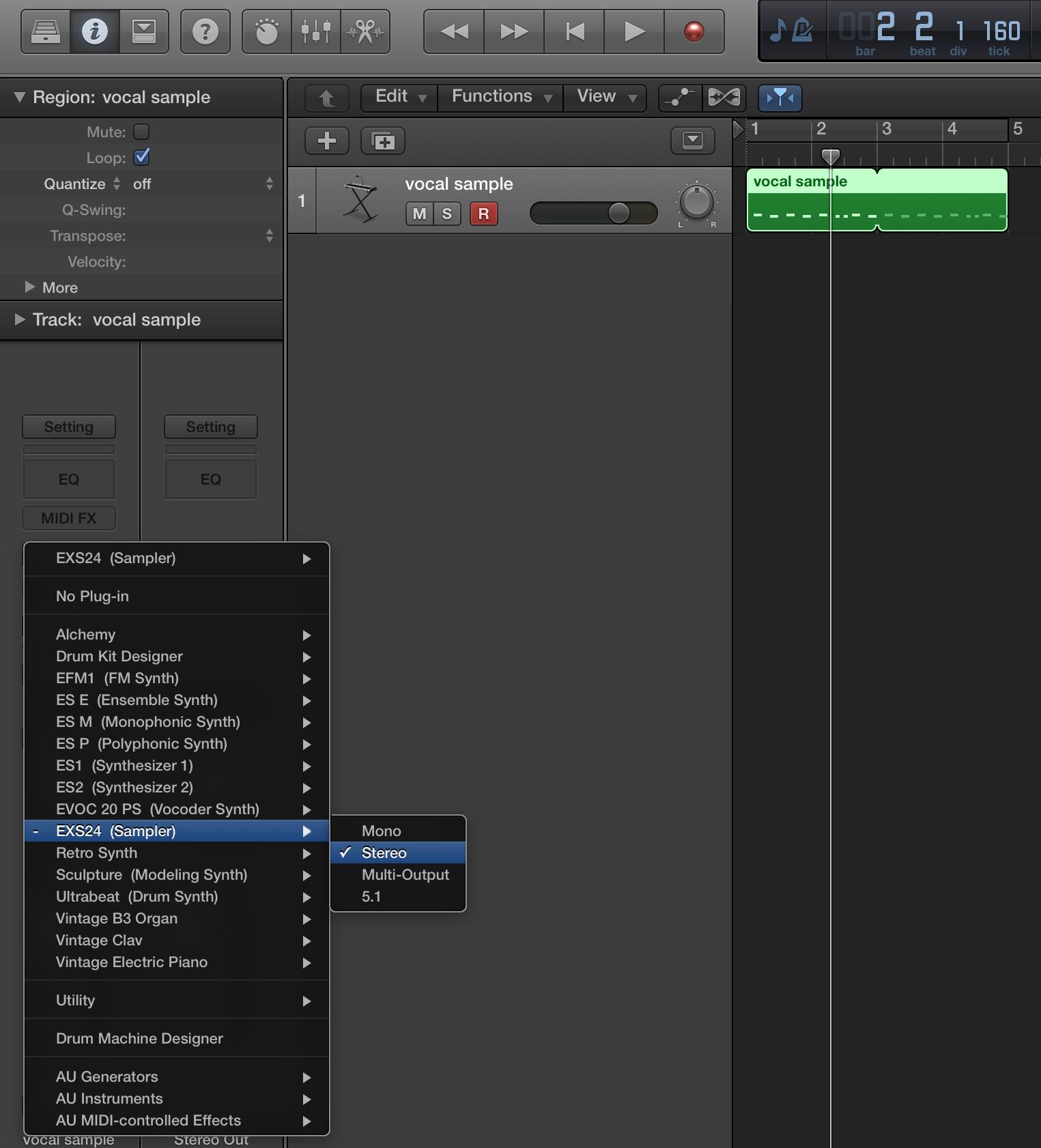 How to recreate the Lean On Sample by Major Lazer — Velveteen Audio
