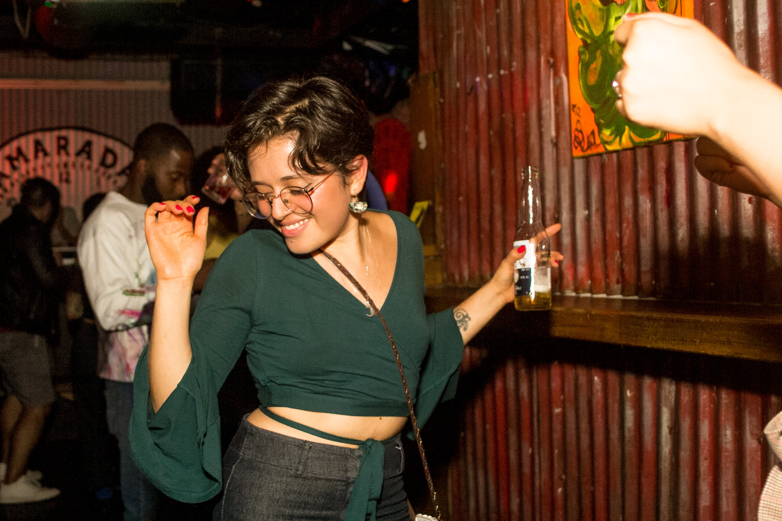Photo by Chikki   www.ojosnebulosos.com