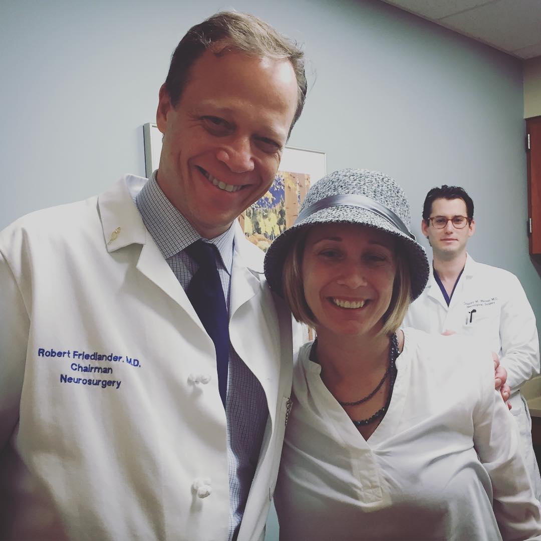 The brain freefall - my Chiari Malformation diagnosis. Read more from Holl & Lane Magazine at www.hollandlanemag.com .