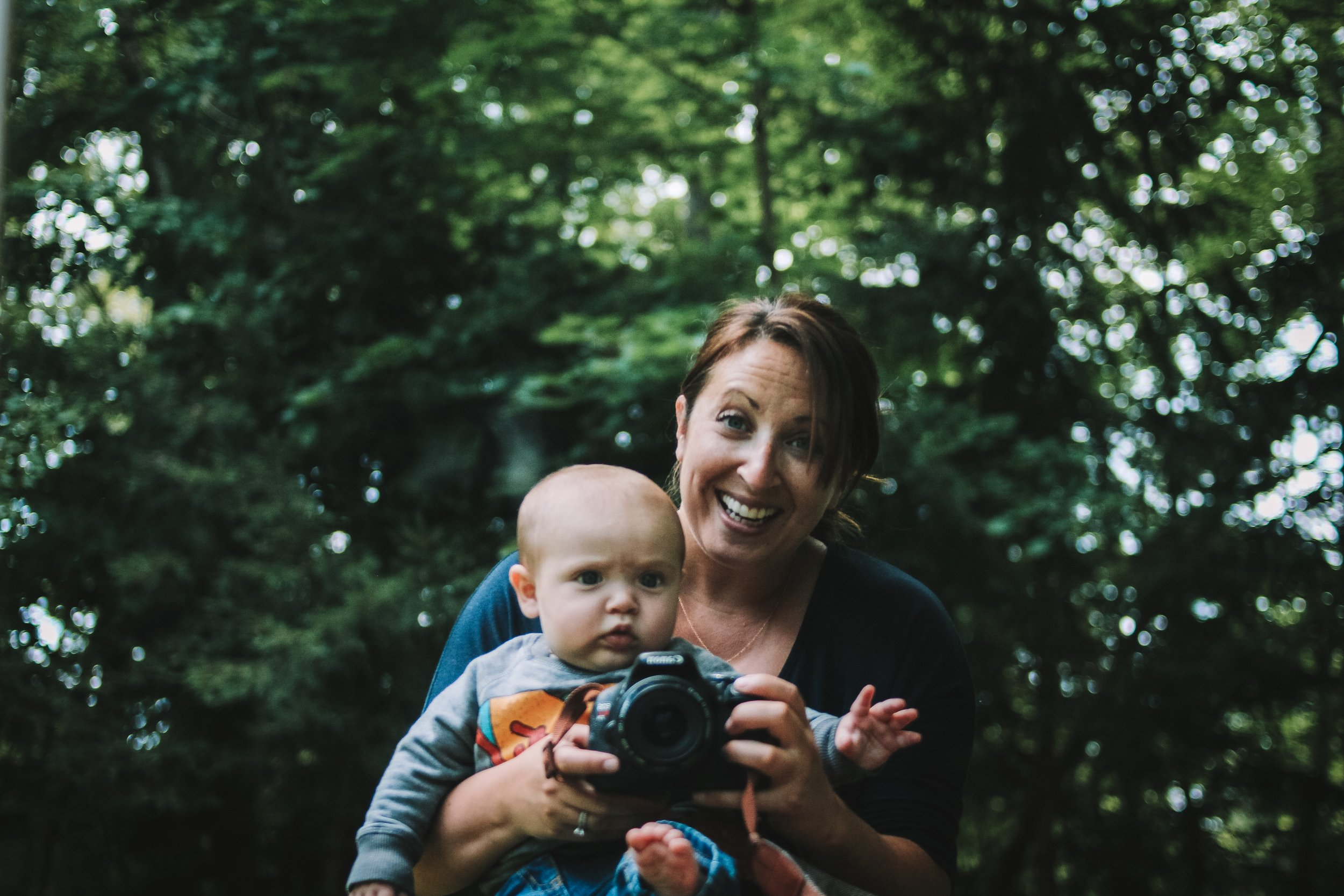 Mom guilt: I've been beating myself up. By Sarah Hartley, Editor in Chief of Holl & Lane Magazine. www.hollandlanemag.com