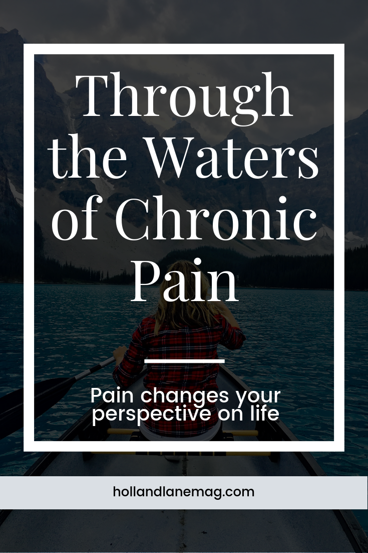 What I've learned after dealing with chronic pain for over two decades. Click to read more at hollandlanemag.com