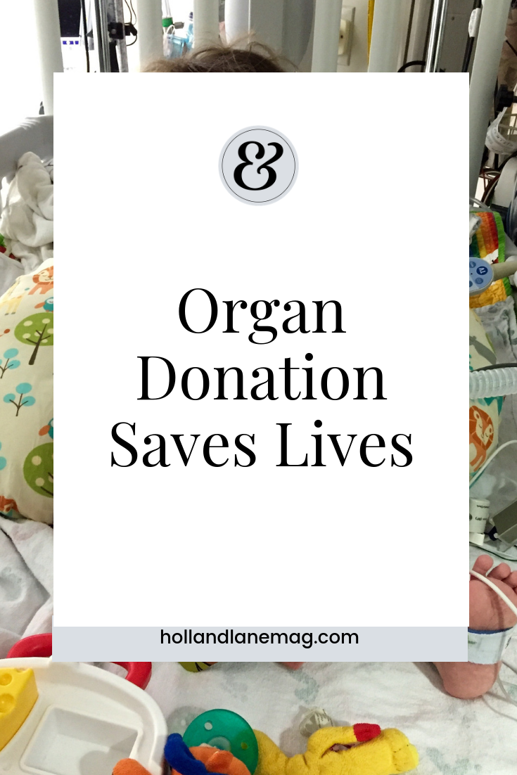 Organ donation saves lives. The story of a little boy and his double lung transplant. Click to read more from Holl & Lane Magazine at hollandlanemag.com.