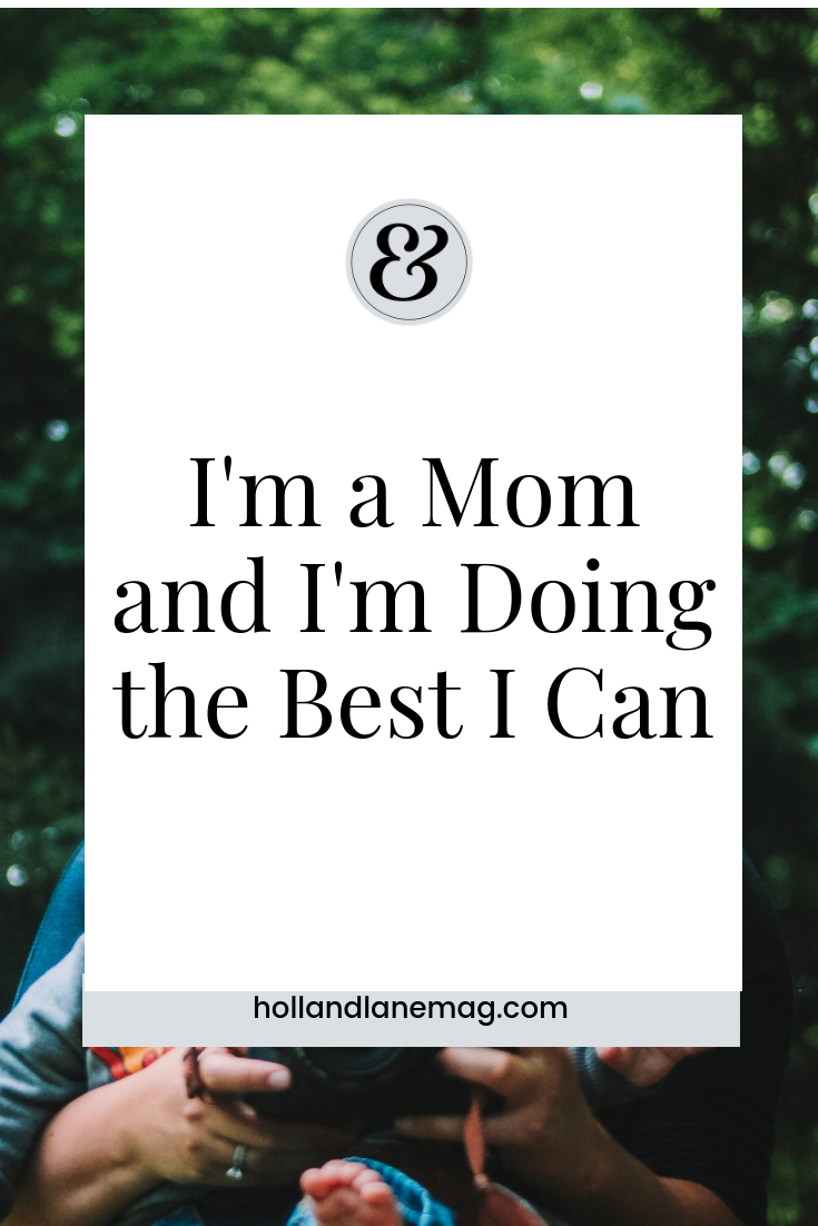I am not a first-time mom. I know what the shakeup of a new tiny human does to your life. Or, at least I thought I knew. But these past six months have been some of the hardest I've ever trudged through. // Click to read more from Holl & Lane Magazine at hollandlanemag.com #motherhood #parenting #family