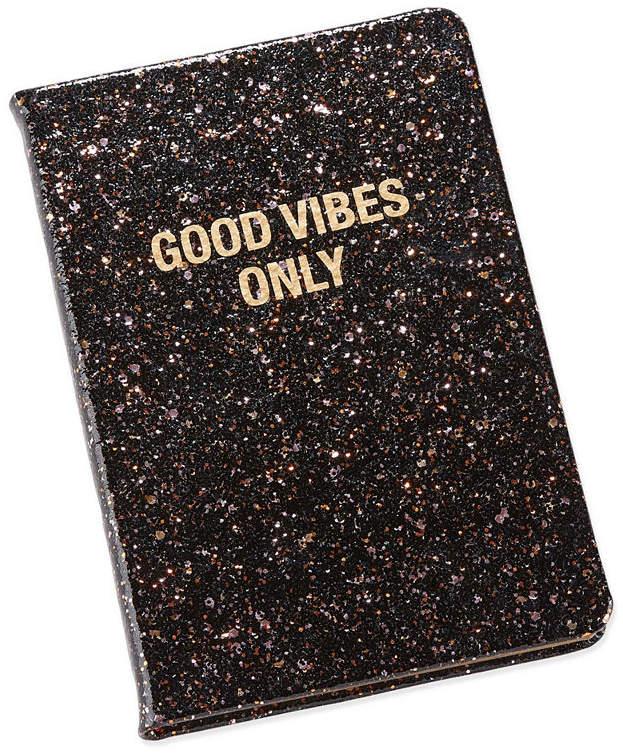 Mixit Glitter Notebook - $20