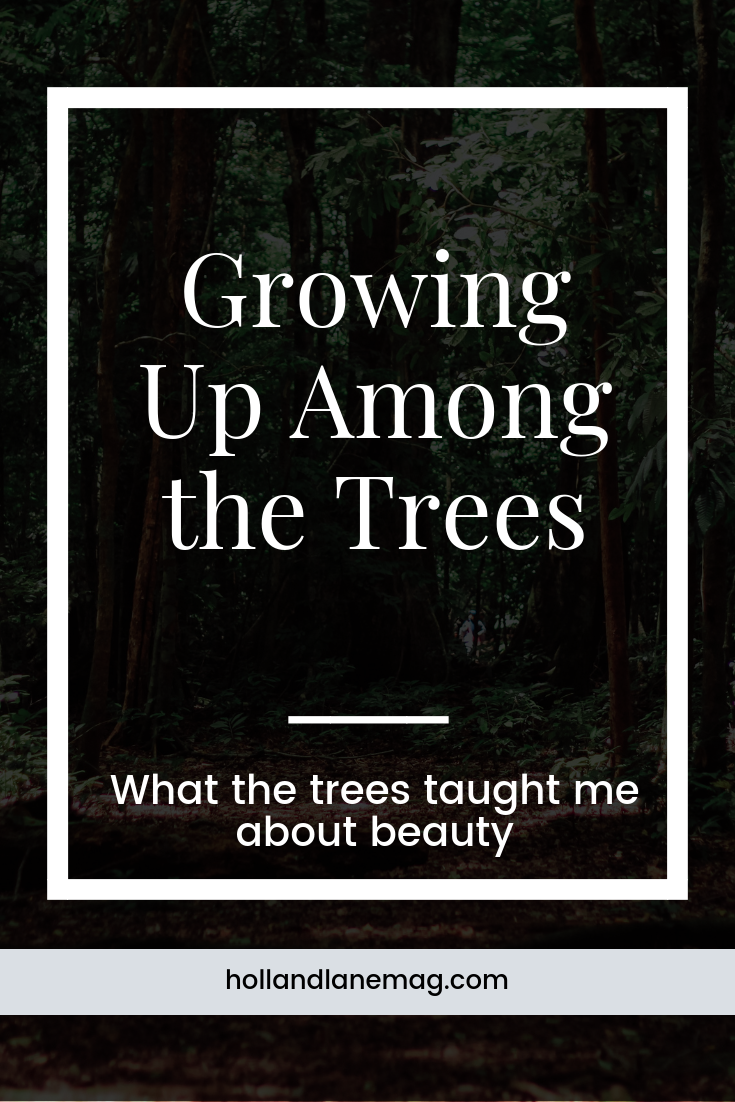 Growing up among the trees helped one woman see the beauty in herself. Click to read more at hollandlanemag.com