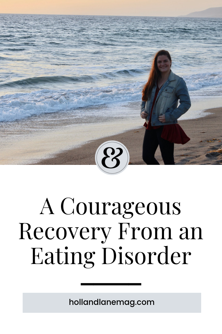 What if this whole idea of eating disorder recovery is a lie? Despite the doubts and fears, I raised my arm and knocked on the big wooden doors. / Click to read more from Holl & Lane at hollandlanemag.com