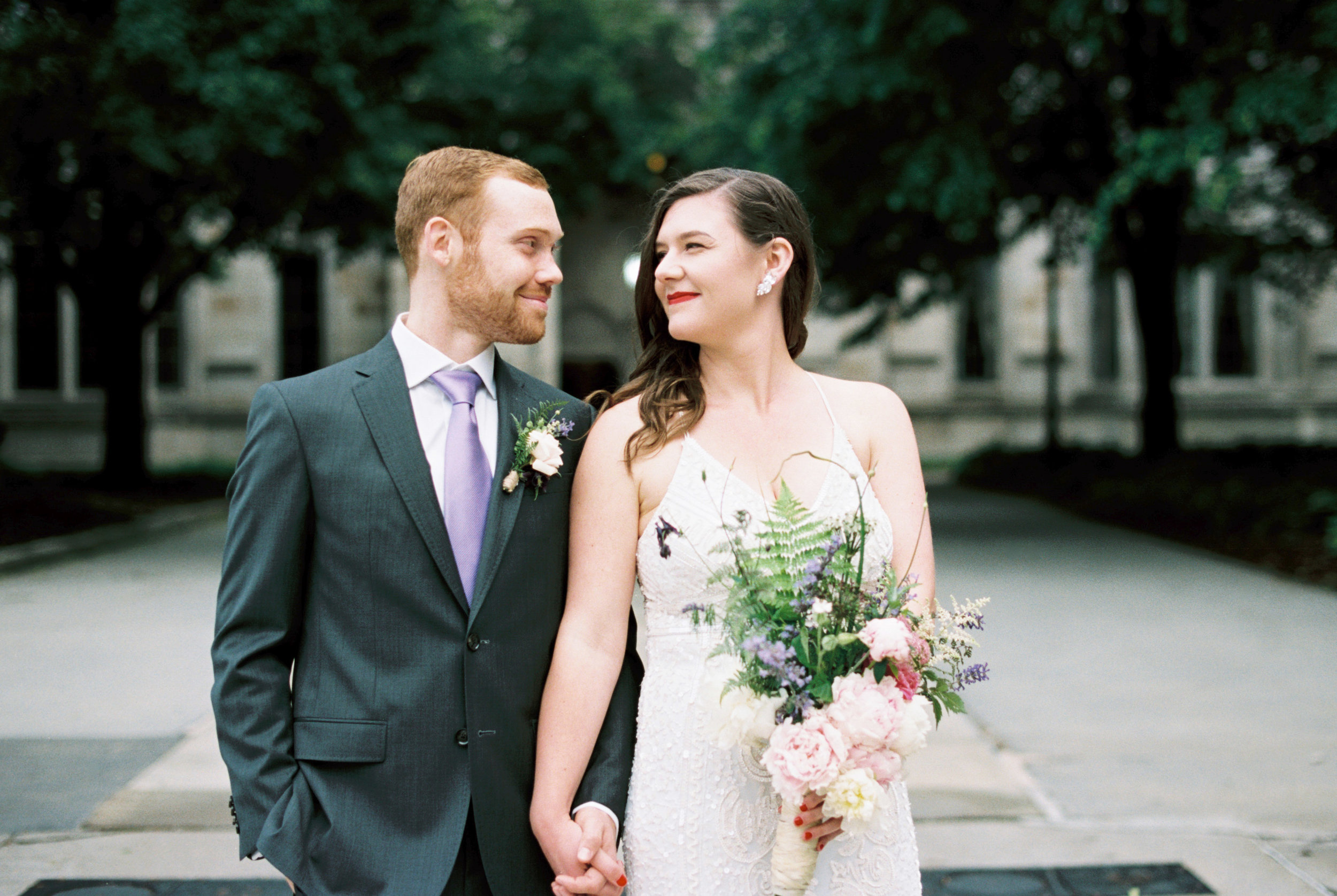 When we got engaged after being together for six years, I had questions: how do we get married? Do I change my name? And how do you get good at being married? Read more from Holl & Lane at hollandlanemag.com