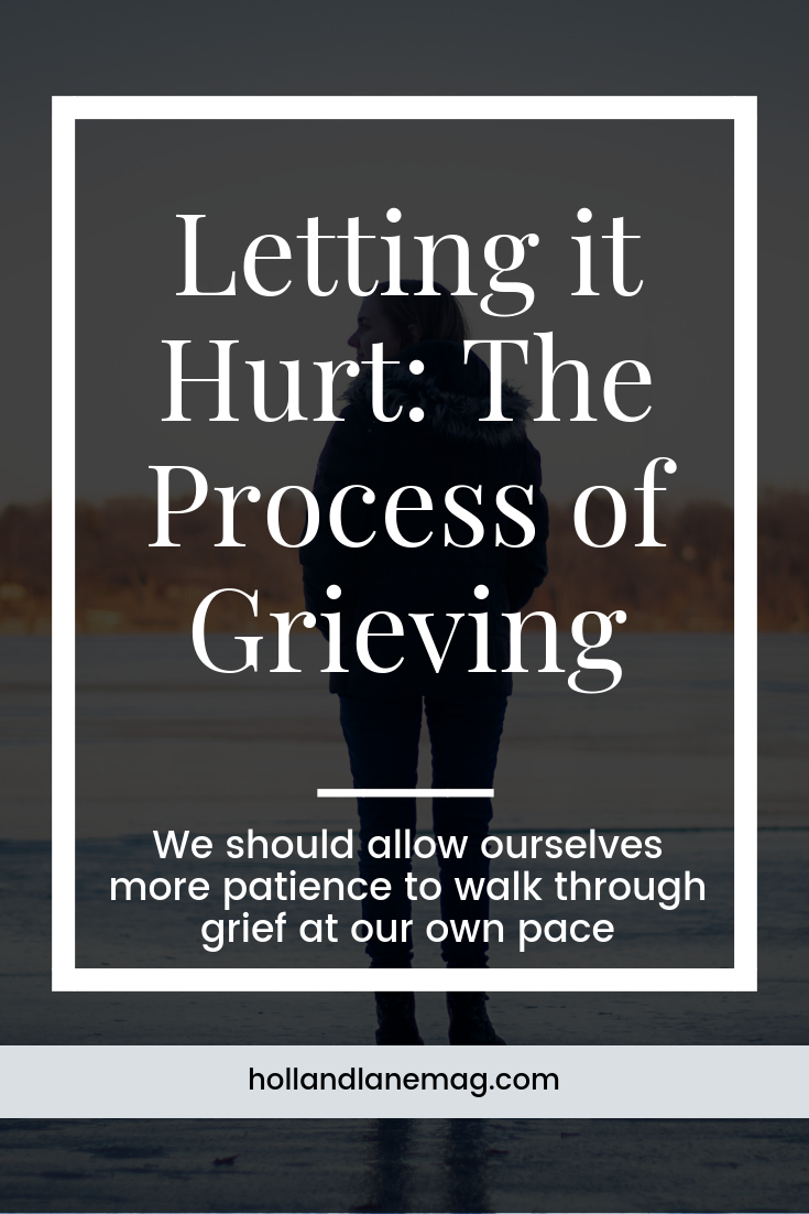 One woman confronts her feelings of grief years after the sudden end of a close friendship. Click to read more at hollandlanemag.com