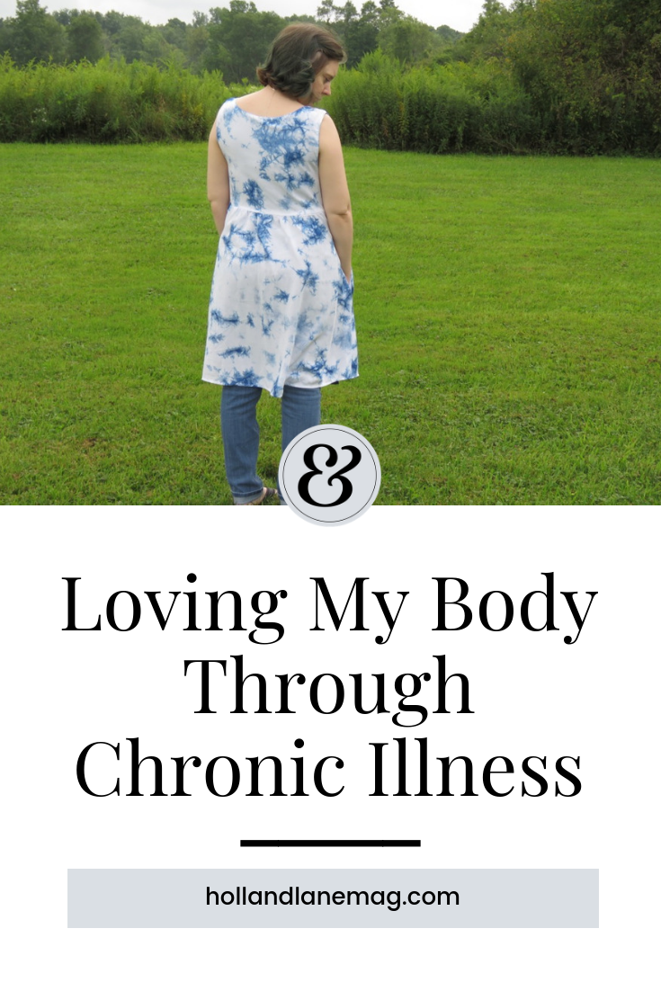 A love letter to my underappreciated body. Click to read more at hollandlanemag.com
