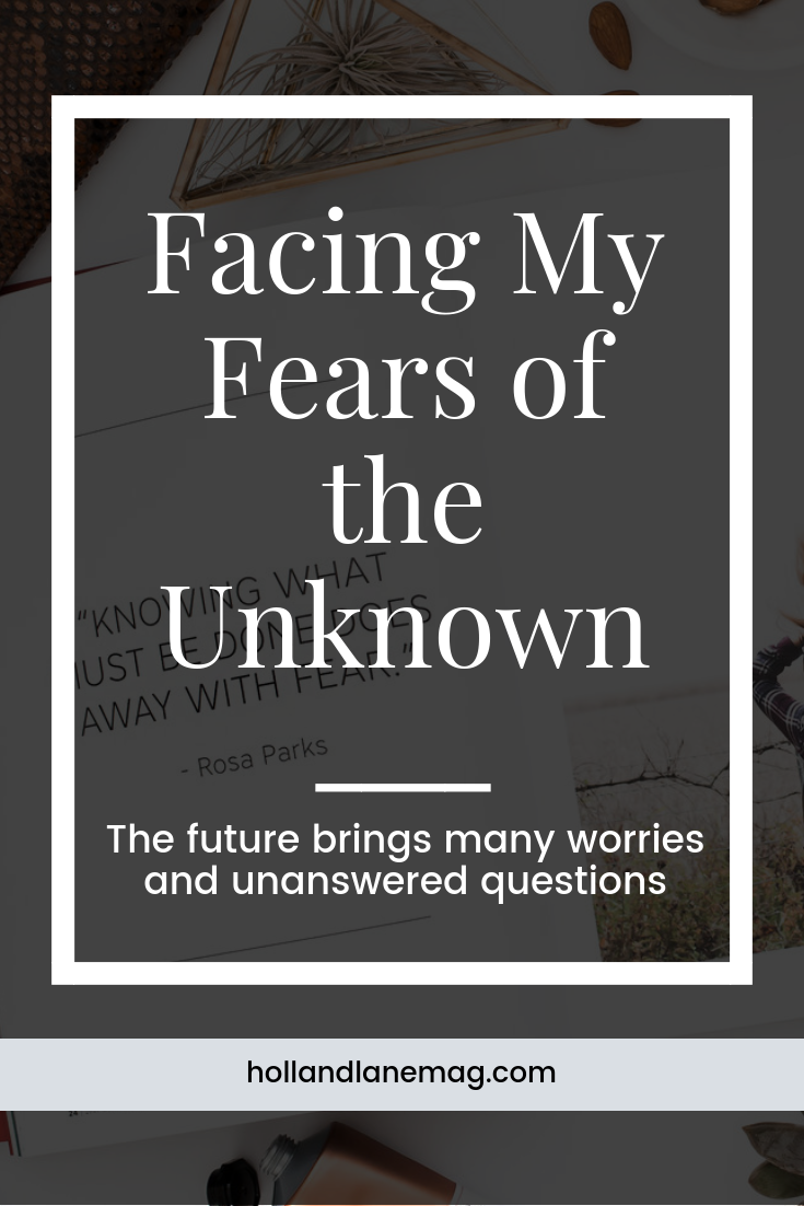 What if we learned to trust ourselves and let go of our fears? Read more at hollandlanemag.com