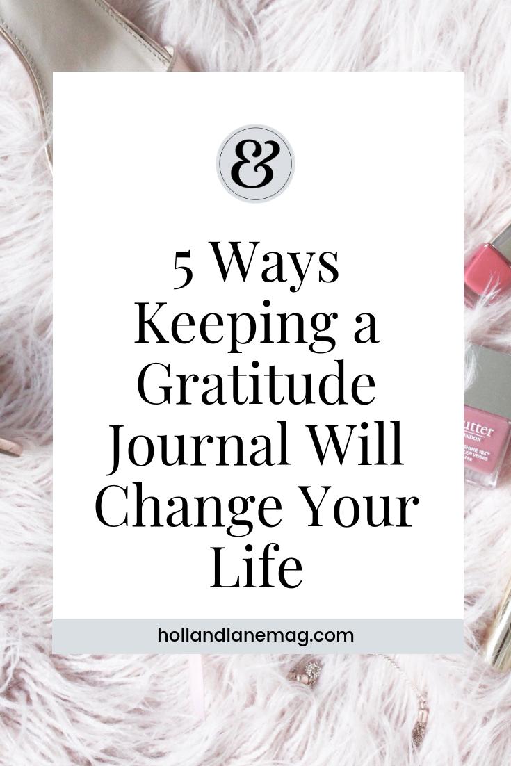 The more you ground yourself in the positive, the more it trickles out to those around you. Click to read more at hollandlanemag.com