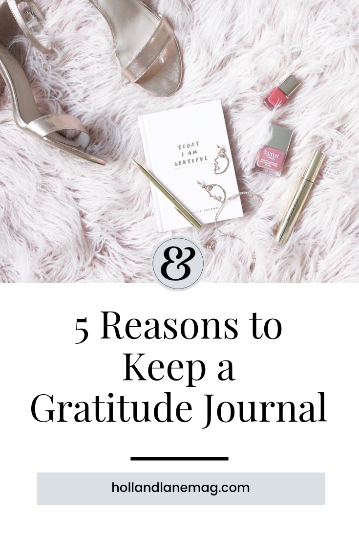 When you practice gratitude, you make better decisions. Click to read more at hollandlanemag.com