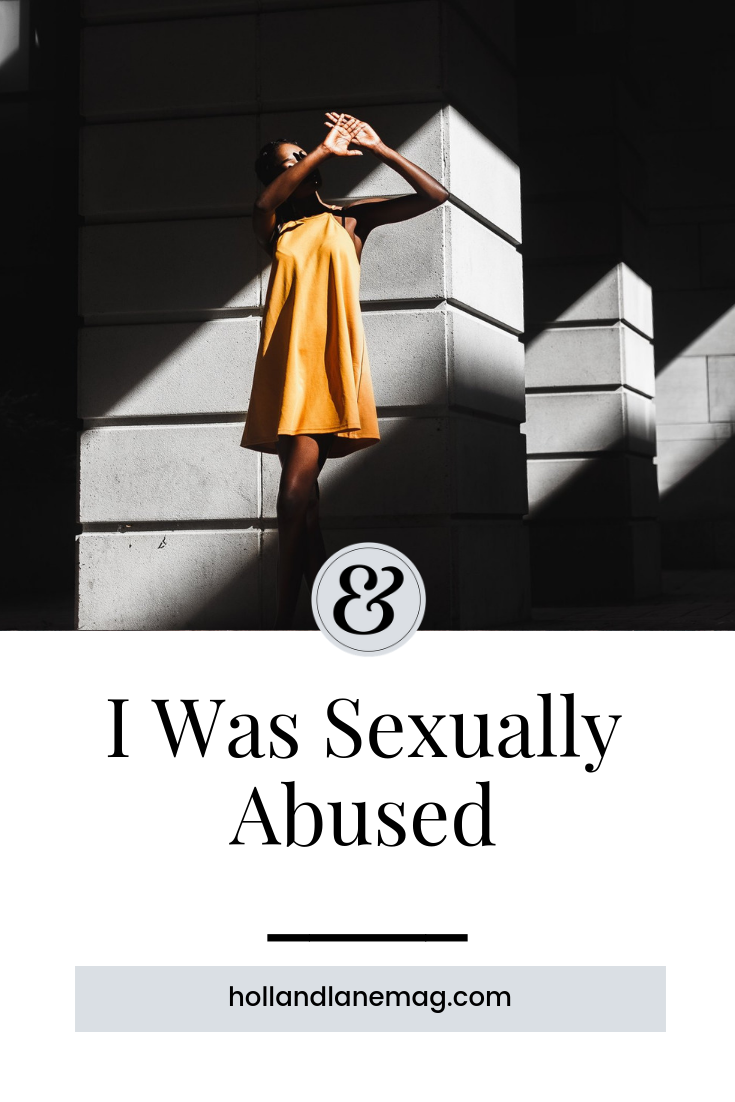 My abuse happened when I was just ten years old - a year younger than my daughter is now. Read more at hollandlanemag.com