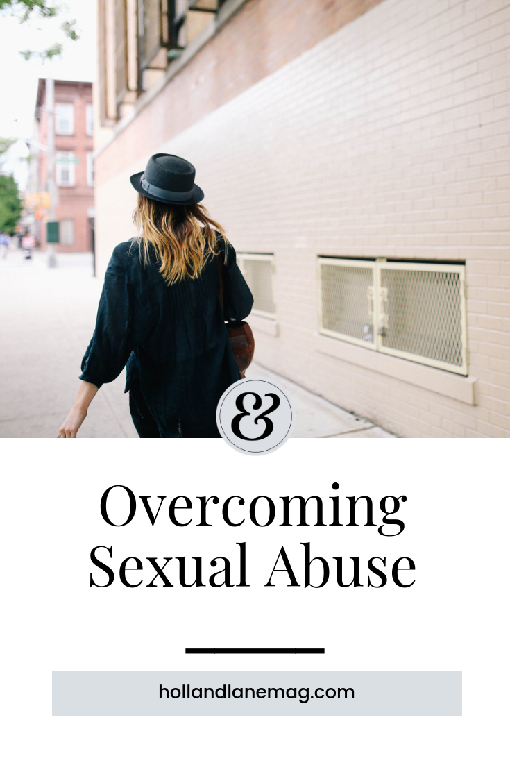 It was in my power to gain control of how my mind reacted to the abuse. Read more at hollandlanemag.com