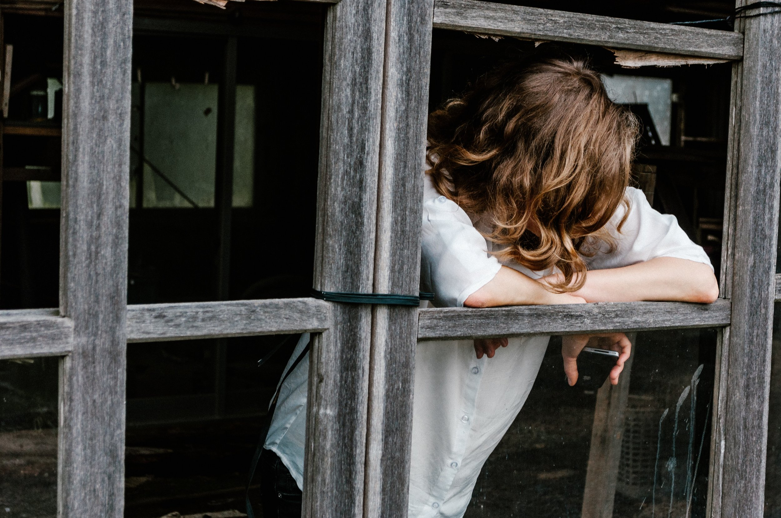 What does anxiety actually feel like? Read more from Holl & Lane at hollandlanemag.com