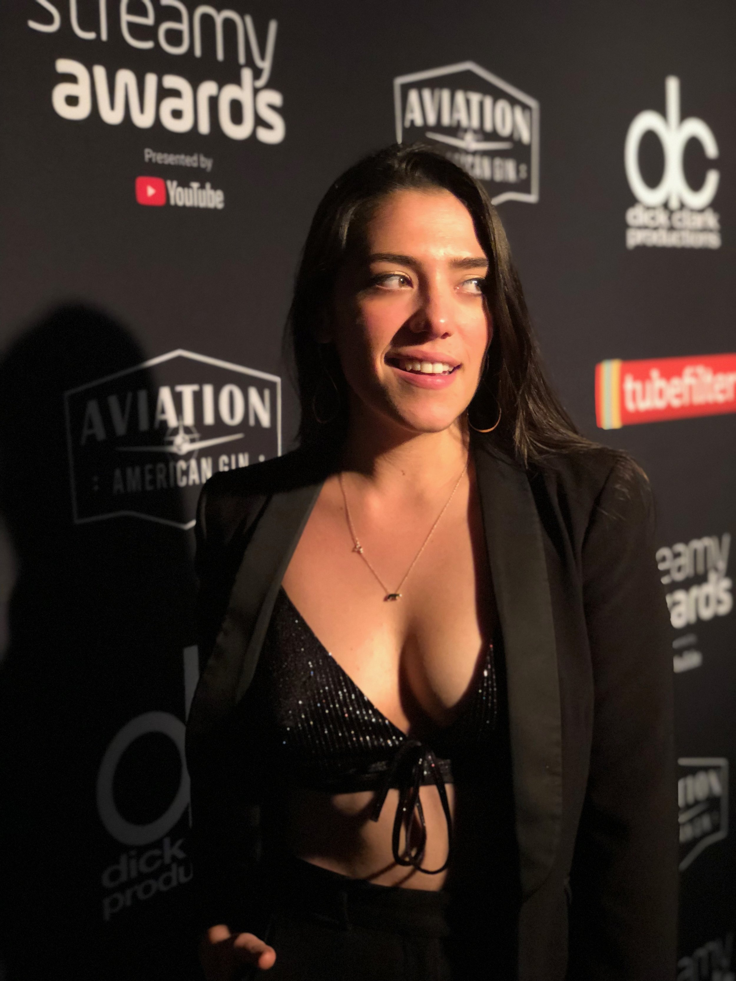 Streamy Awards 2018 Red Carpet with Twenty A Webseries