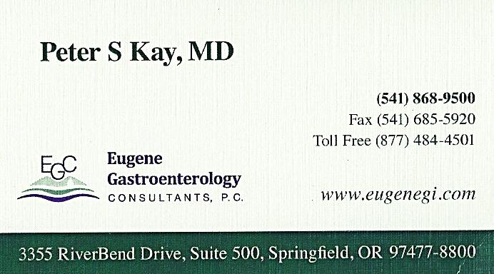 Dr. Peter Kay