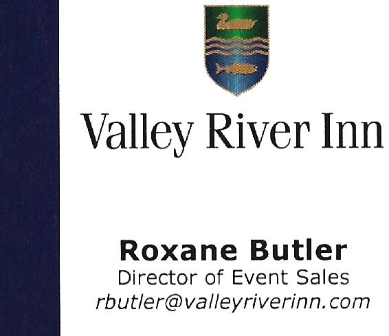 Roxane Butler Card