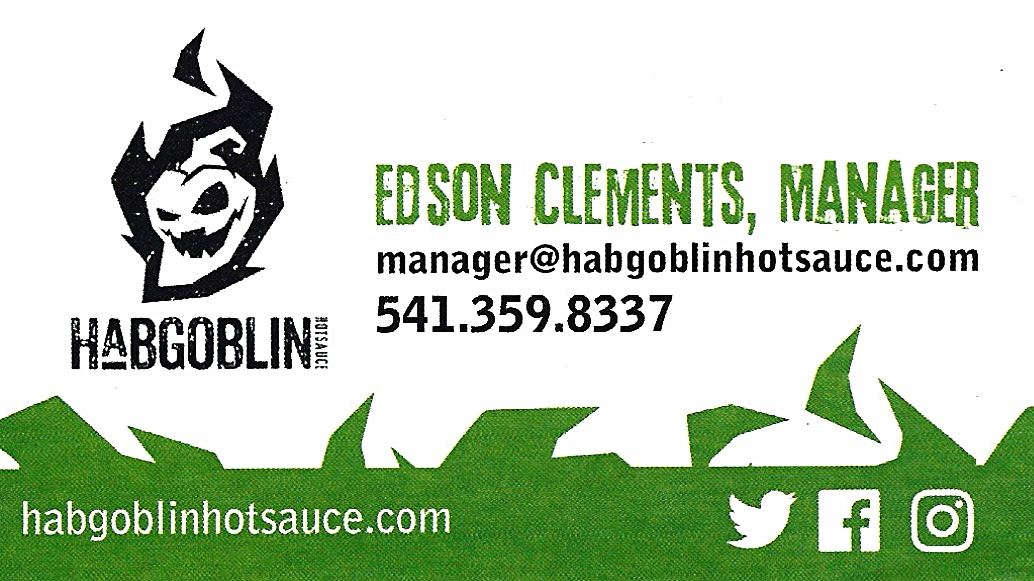 Edson Clements Card