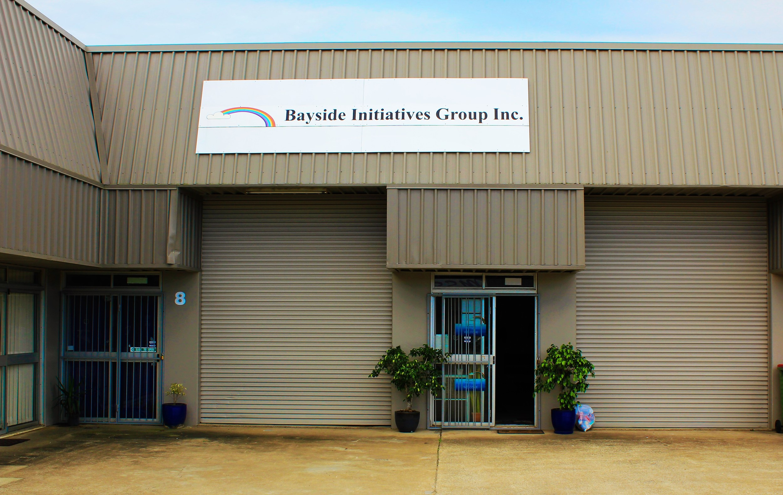 BIG - Bayside Initiatives Group Inc. Capalaba Drop-in Centre