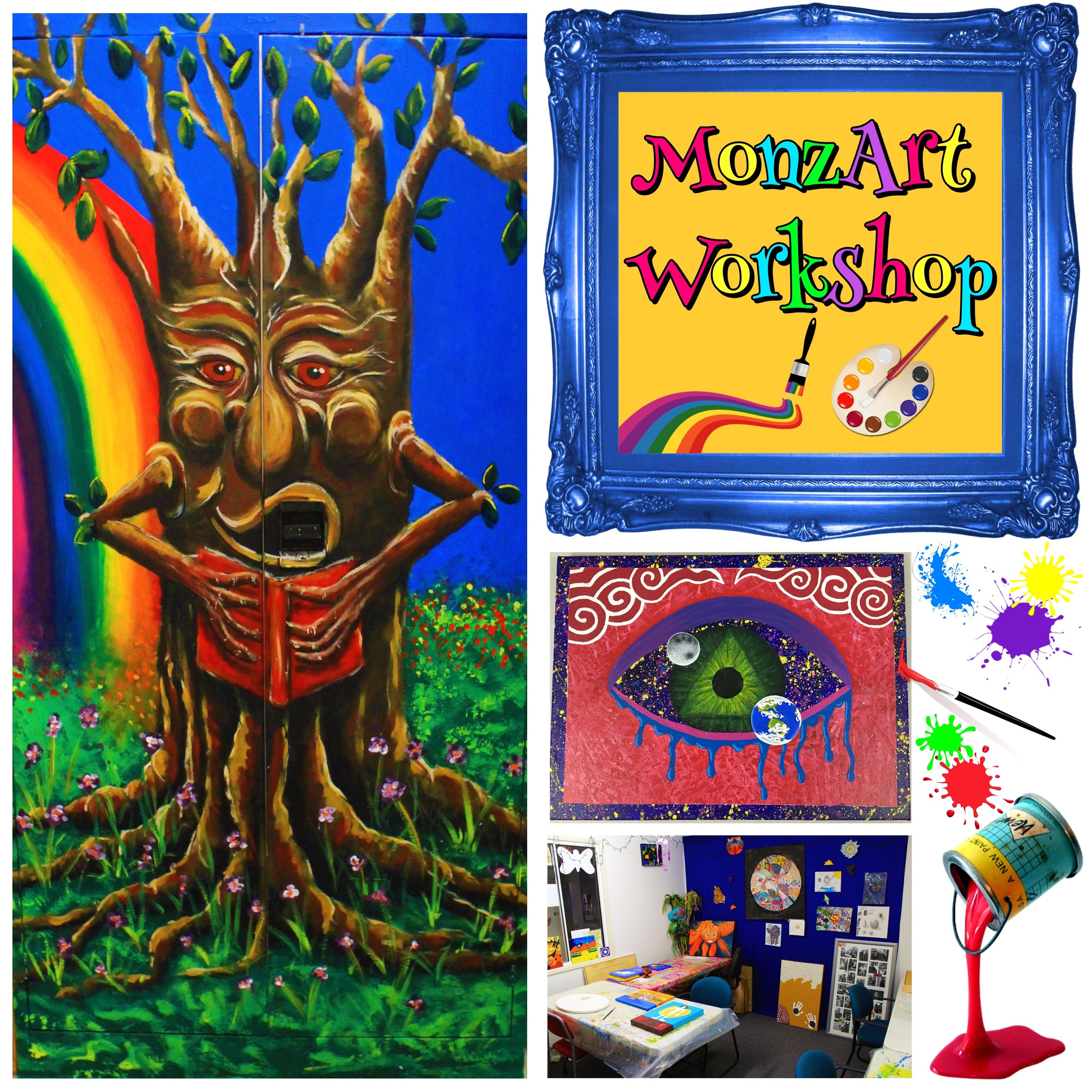 Peer support based art and craft Workshop for mental health consumers in the Redlands and Bayside areas.