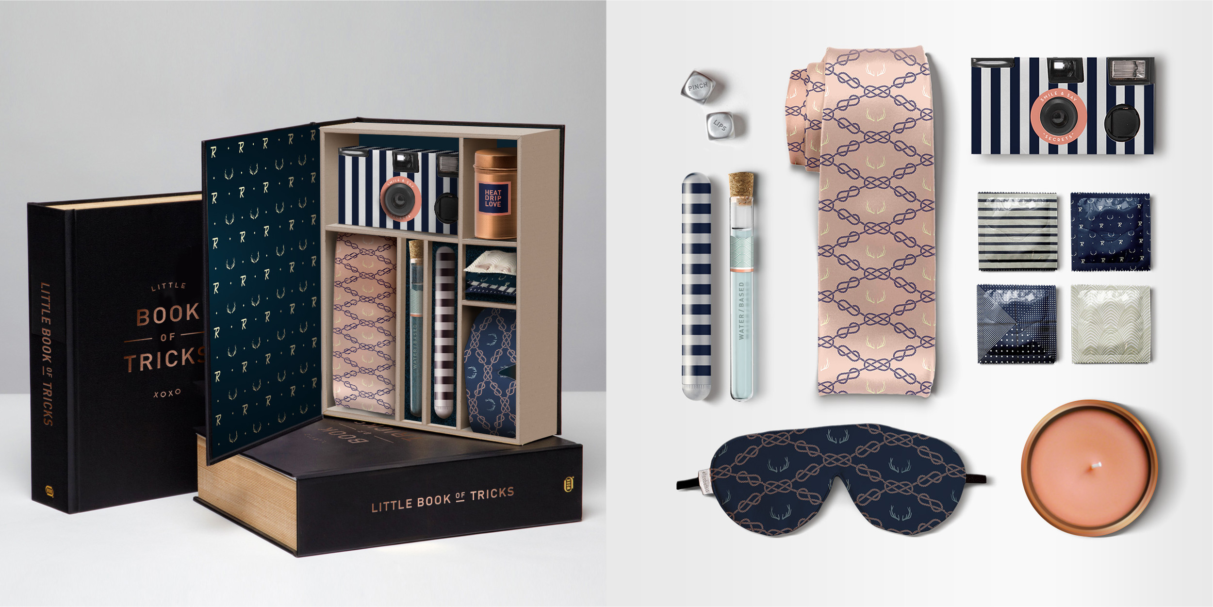 The Raleigh Intimacy Kit: Little Book of Tricks