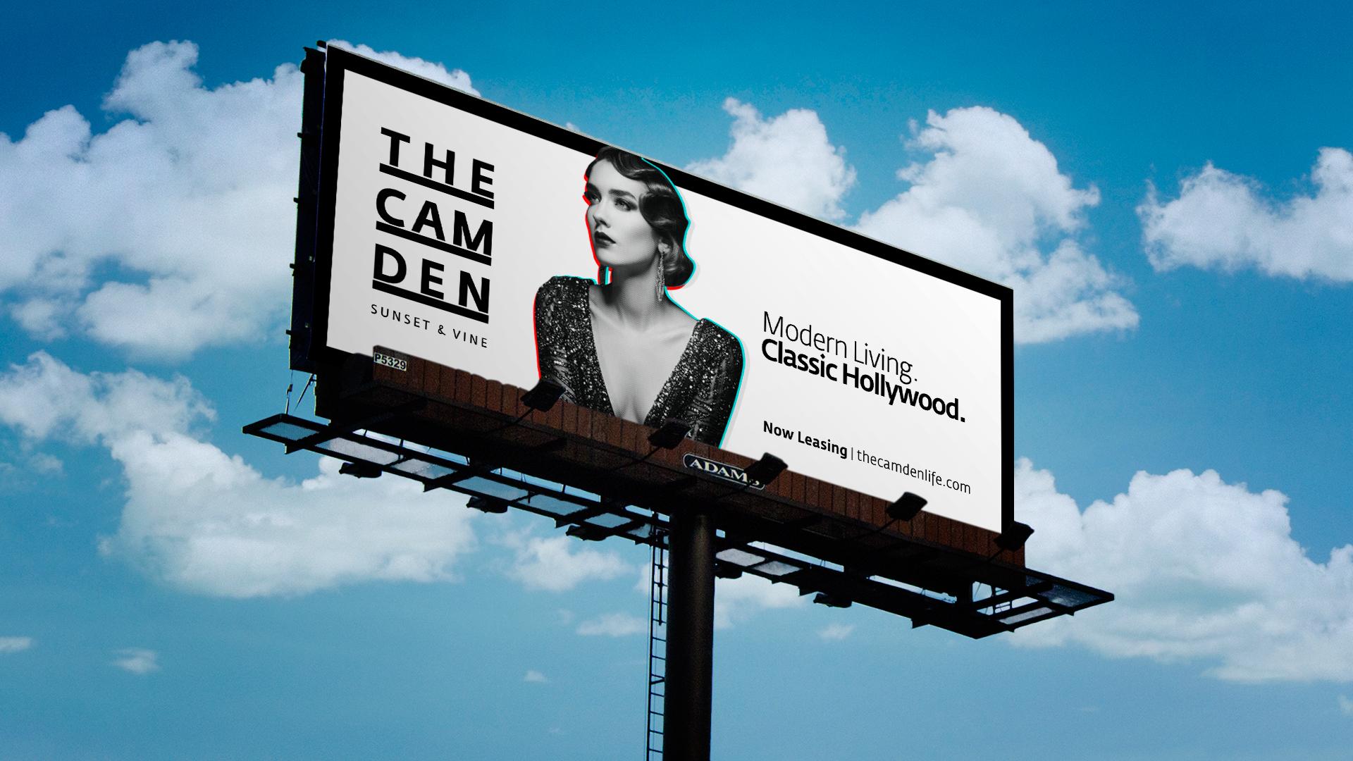 The Camden Billboard