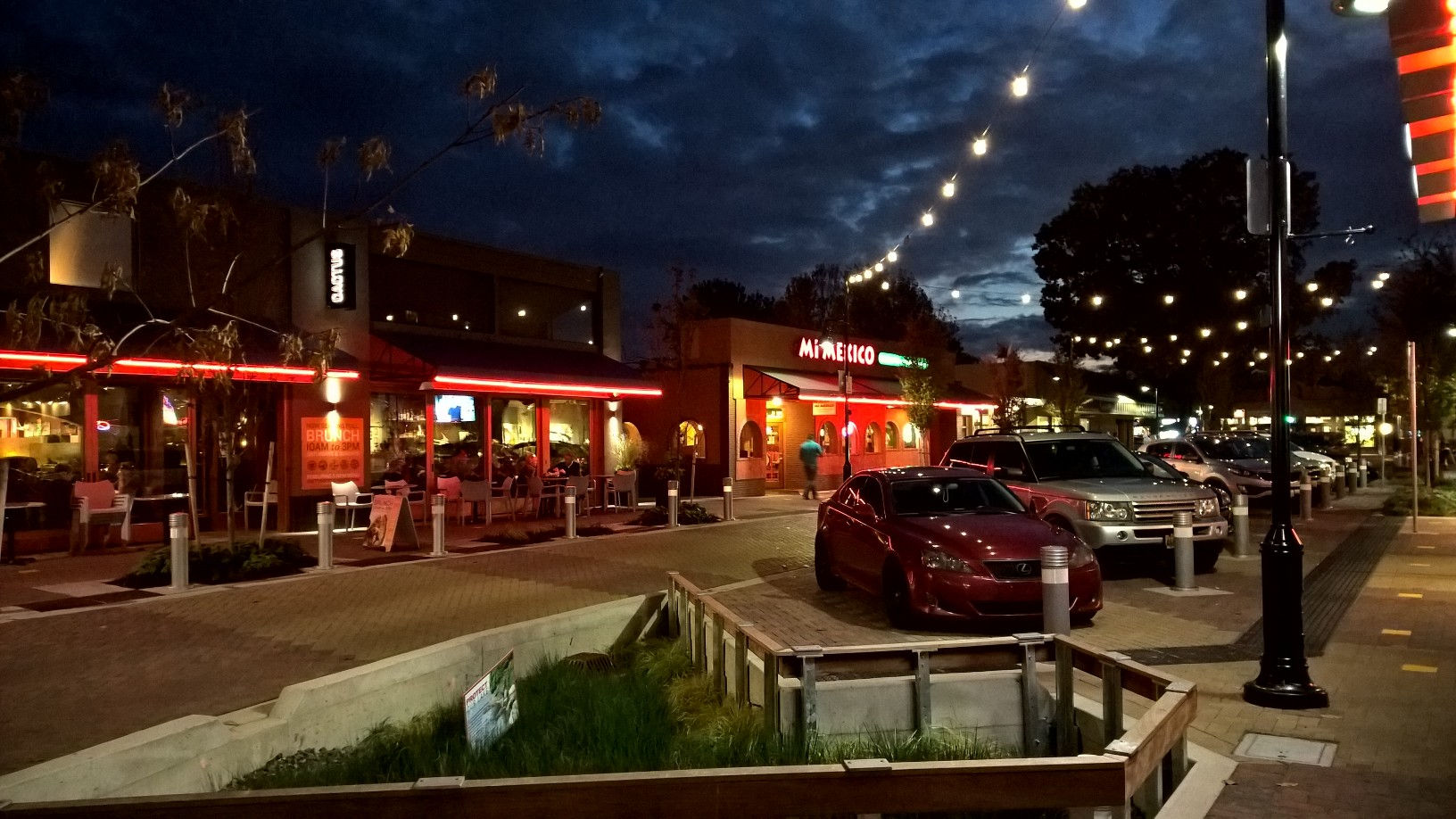 A Vibrant place for kirkland to gather