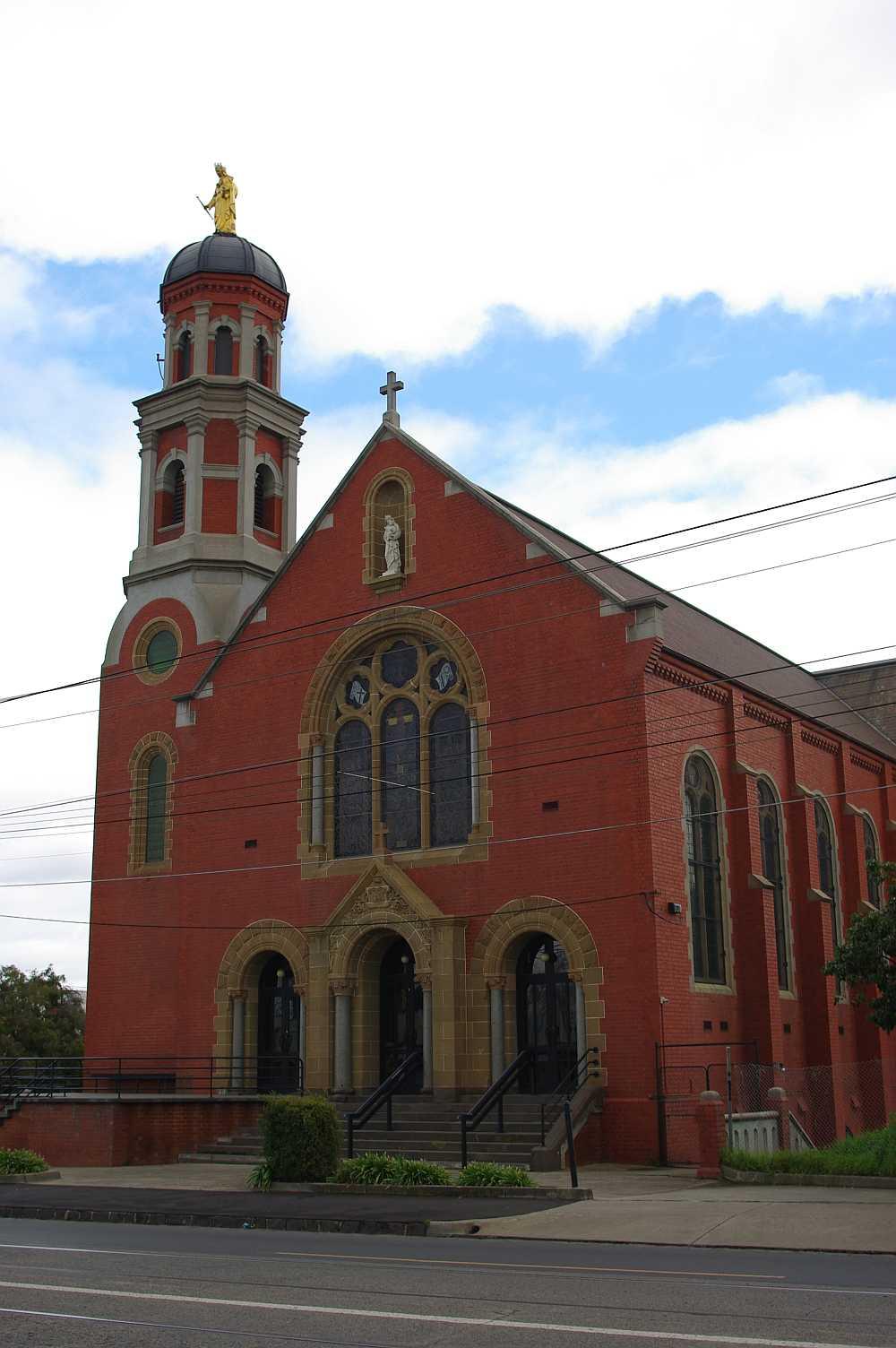 Our Lady's — The Catholic Parish of Brunswick and Brunswick East