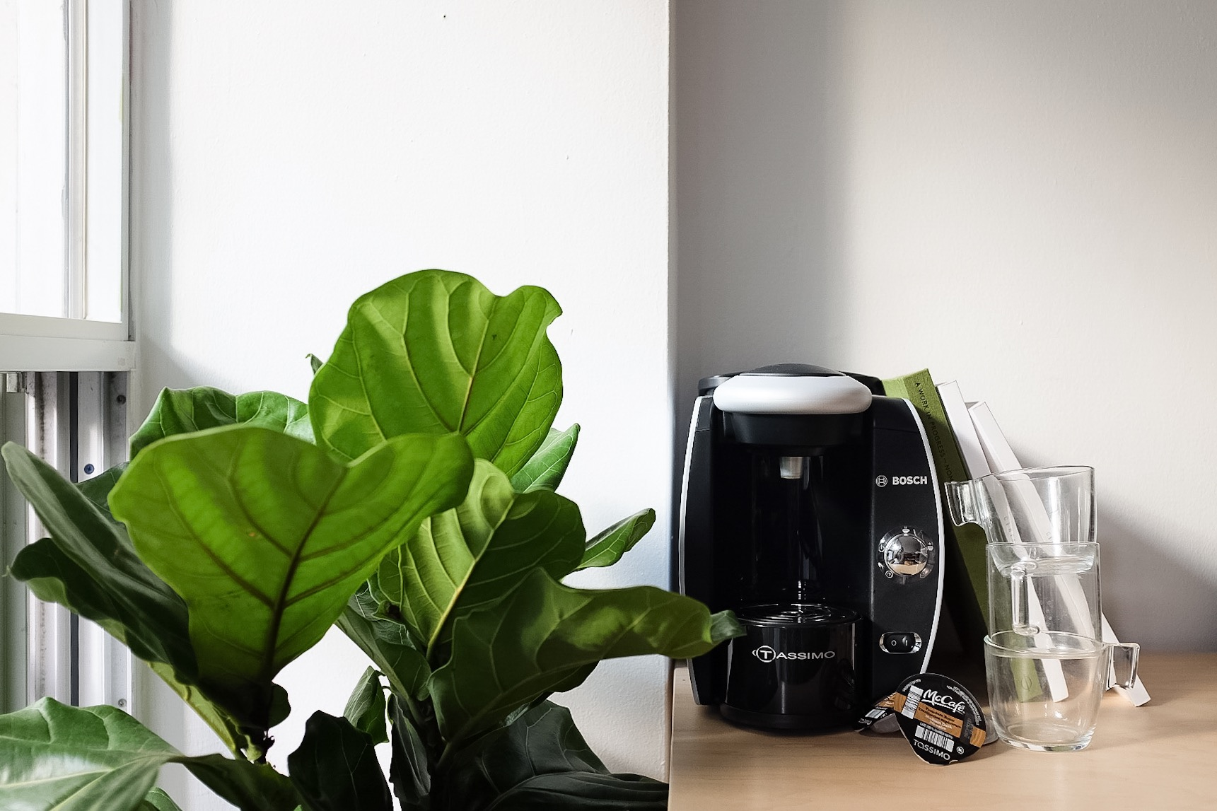 Trusted Tassimo machines and McCafé pods make for a great start of the day.